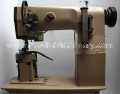 PFAFF 1296 Post Bed 2-Needle Roller Foot Large Hook Industrial Sewing Machine