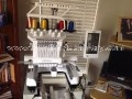 2013 Baby Lock Enterprise BNT10L 10 Needle Embroidery Machine