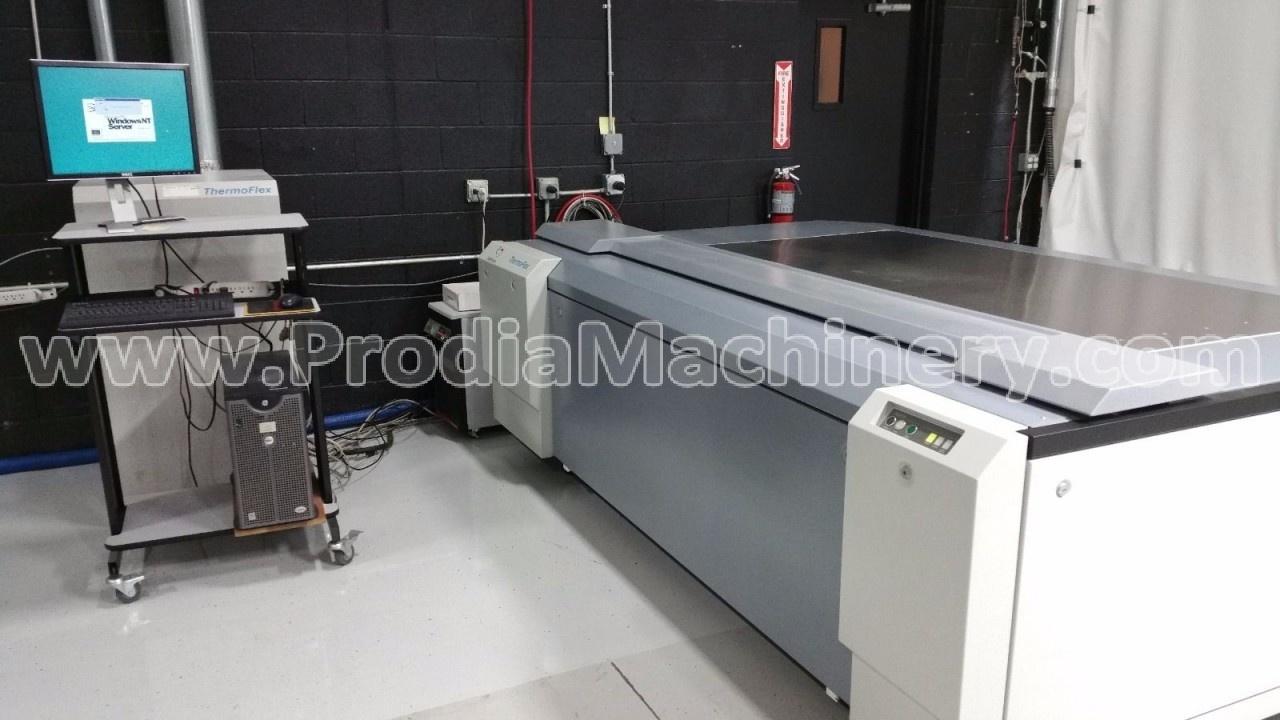 Kodak Creo Thermoflex 52 X 80 Ctp Machine